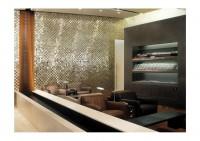 Aménagement de l'espace lounge pour Qantas British Airway, Aéroport Changi à Singapour, by Luc Simon & Axel Kraus.