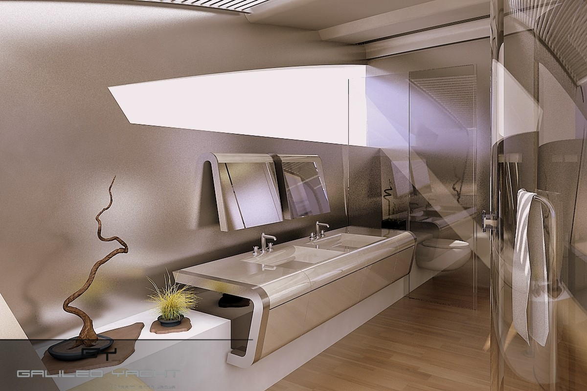 Design et int rieur de yacht luc simon for Interieur 78