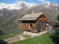 chalet dans le Valais (Suisse) - rénovation, Luc Simon designer