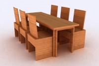 Design d'intérieur et mobiliers - Luc Simon designer