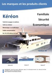 Presentation Kéréon yacht - Luc Simon, Genève