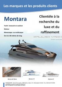 Presentation Montara yacht - Luc Simon, Genève